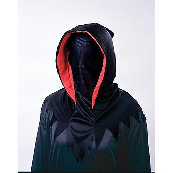 Unsichtbare Maske für Halloween