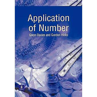 Application of Number by Davies & Gwyn