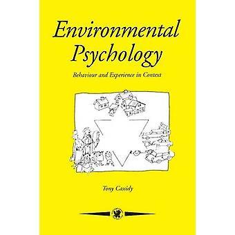 Psicologia ambientale psicologia di fisiologia ed ecologia di Cassidy & Tony