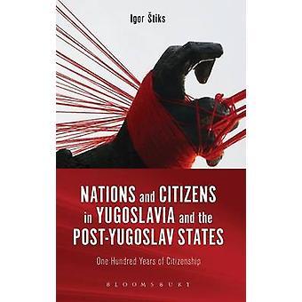 Nationer og borgere i Jugoslavien og de PostYugoslav stater af bliver & Igor