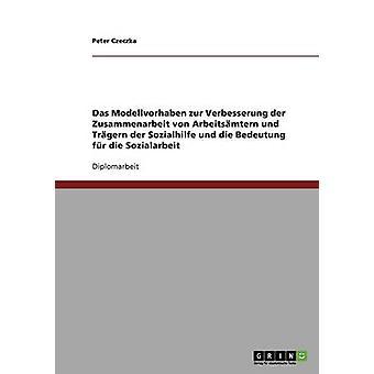 Das Modellvorhaben zur Verbesserung der Zusammenarbeit von Arbeitsmtern und Trgern der Sozialhilfe und die Bedeutung fr die Sozialarbeit by Czeczka & Peter