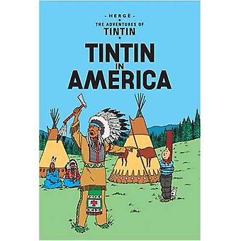 Tintin in America by Herge - 9781405208024 Book