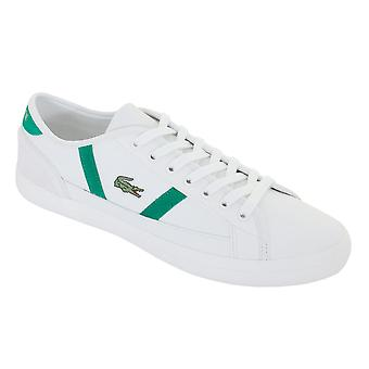 Lacoste Mens 2019 Sideline 119 3 CMA Leather Trainers