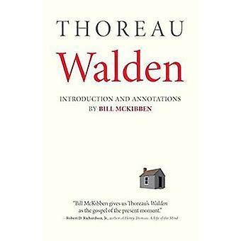 Walden by Henry David Thoreau - Bill McKibben - 9780807098134 Book