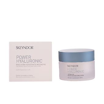 POWER HYALURONIC intensive moisturizing emulsion