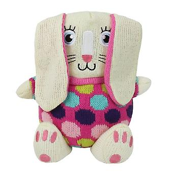 Aroma Home Knitted Cosy Friend Heatable Hottie: Rabbit