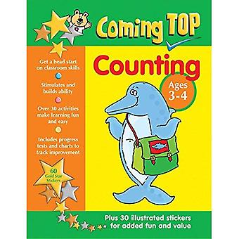 Coming Top: Counting - Ages 3-4