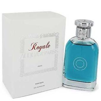 Acqua Di Parisis Royale By Reyane Tradition Eau De Parfum Spray 3.3 Oz (men) V728-542347