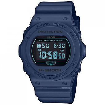 Casio DW-5700BBM-2ER Watch-G-Shock DW multifunctionele sinus armband blauw Bo tier R sine