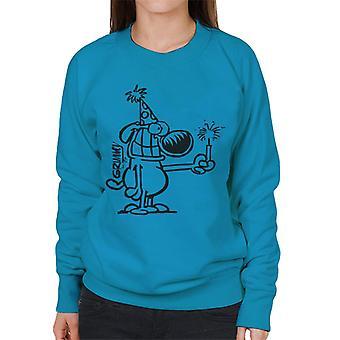 Grimmy Birthday Banger Women's Sweatshirt