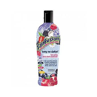 Synergy Tan Berry Me Darker 10x Hot And Dark Accelerator Tanning Lotion - 250ml