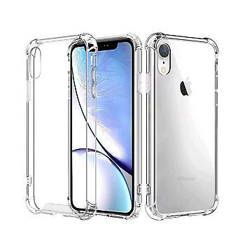 IPhone XR-shell/bescherming/transparant