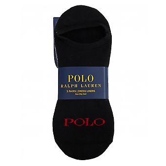 Polo Ralph Lauren 3 Pack trener sokker