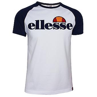 T-shirt blanc Ellesse piave men-apos;s