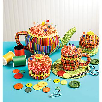 Pin Cushions  One Size Only Pattern K0126