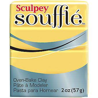 Sculpey Souffle Clay 2 Oz. Canary Su6 6072