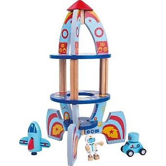 Legler Space rocket (Jouets , Maternelle , Playsets , Véhicules)