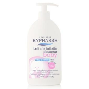 Byphasse Body Milk Baby 500 Ml With dosing unit
