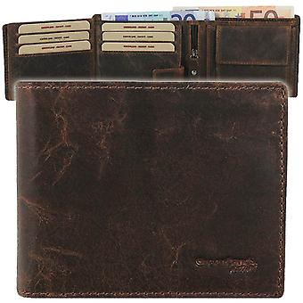 Green country Montana leather purse 183-25