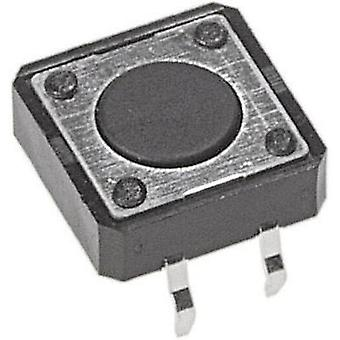 Pushbutton 12 Vdc 0.05 A 1 x Off/(On) APEM PHAP3320 momentary 1 pc(s)