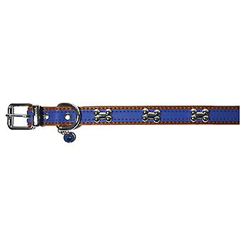 Wag N Walk Designer Collar Royal 16-20