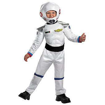 Blast Off Astronaut Deluxe Space NASA Spaceman Book Week Toddler Boys Costume