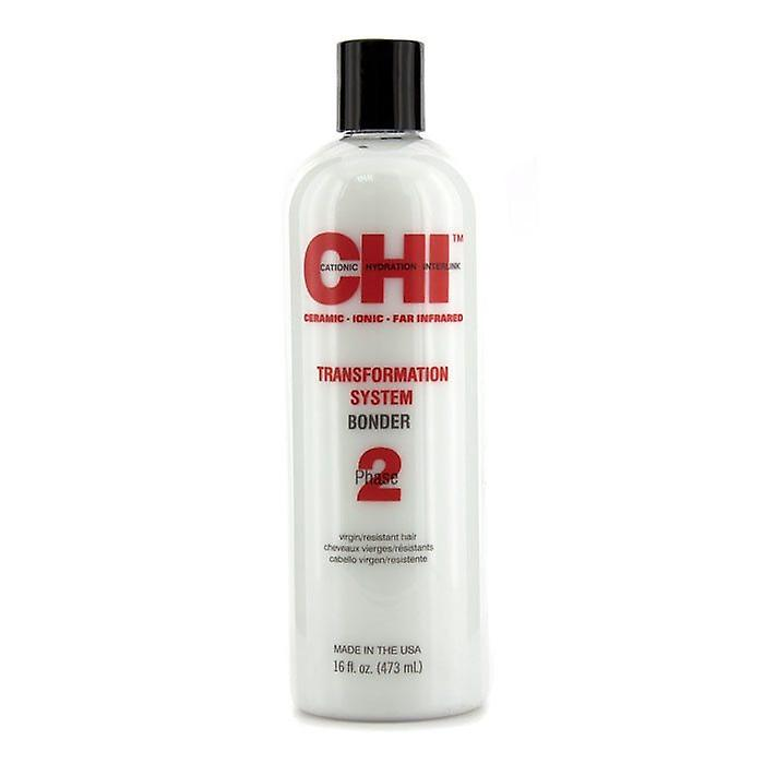CHI transformasjon System fase 2 - Bonder formelen A (For motstandsdyktig/Virgin Hair) 473ml / 16oz