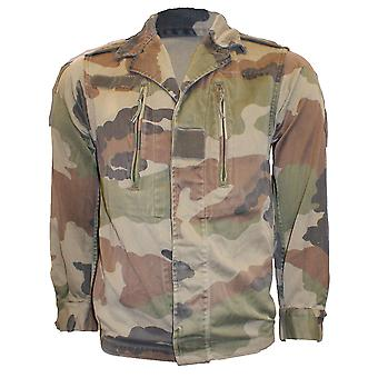 Orignal French Issued Vintage Camo Jacket