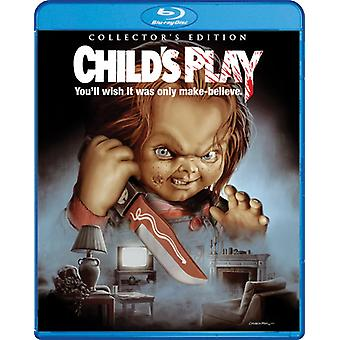 Child's Play Collector's Edition [Blu-ray] USA import