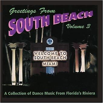 Greetings From South Beach - Vol. 3-Greetings From South Beach [CD] USA import