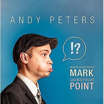 Andy Peters - Mark spørgsmål udråbstegn [Vinyl] USA import