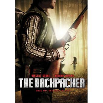 Backpacker [DVD] USA import
