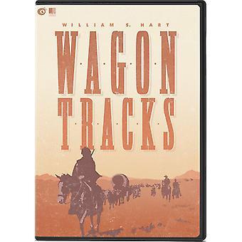 Wagon Tracks [DVD] USA import