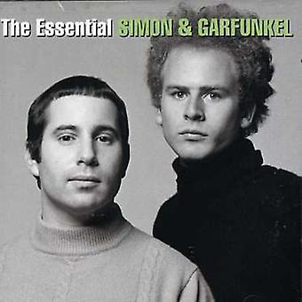 Simon & Garfunkel - Essential Simon & Garfunkel [CD] USA import
