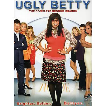 Ugly Betty: The Complete Second Season [5 Discs] [DVD] USA import