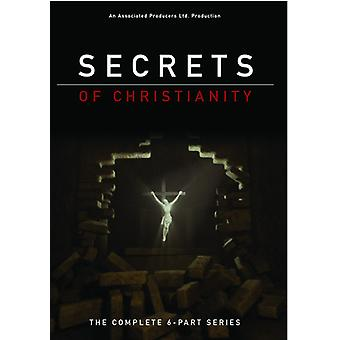 Secrets of Christianity [DVD] USA import