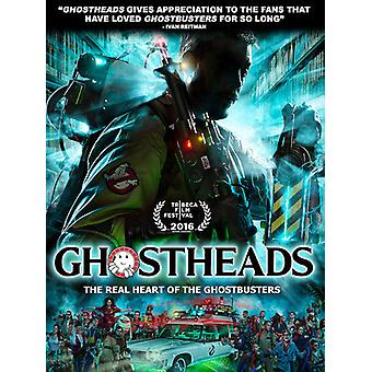 Ghostheads [DVD] USA import
