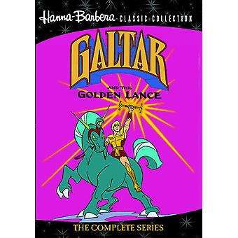 Galtar & the Golden Lance: Complete Series [DVD] USA import
