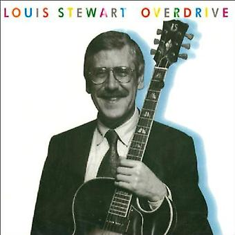 Louis Stewart - Overdrive [CD] USA import