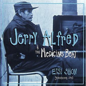 Jerry Alfred & Medicine Beat - Esti Shon Grandfather Song [CD] USA import