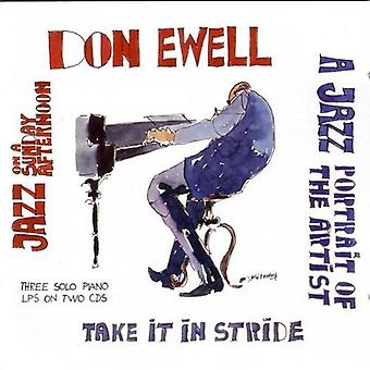 Don Ewell - Solo Piano 1969-73 [CD] USA import