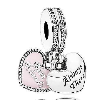 Pandora Best Friends Pendant Charm - 791950CZ
