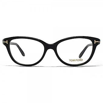 Tom Ford FT5299 occhiali In nero lucido