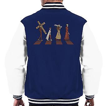Stampede Road Trigun Men's Varsity Jacket