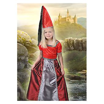 Children's costumes Girls Middle ages girl