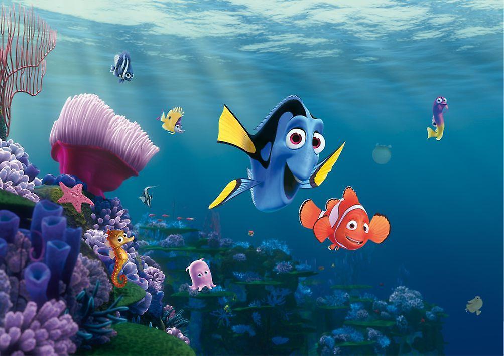 Disney Nemo e Dory Maxi Decorazione Murales