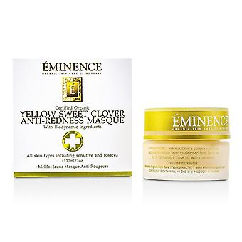 Eminencia Meliloto amarillo anti-rojeces mascarilla 30 ml/1 oz