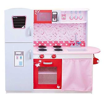 Fentoys Wooden Kitchen (Toys , Home And Professions , House , Playkitchen)