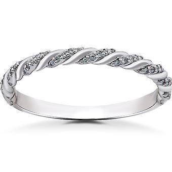 1/6 ct diamantring Mia bröllop