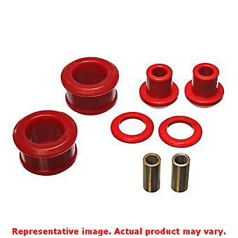 Energy Suspension Differential Carrier Bushing 7.1108R Red Rear Fits:NISSAN 199